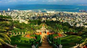 Haifa, ciudad candidata a acoger Eurovisión 2019.