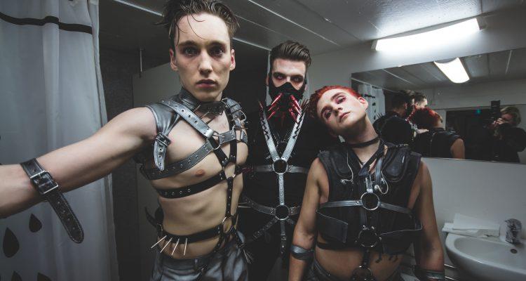 El grupo islandés Hatari se une a la fiesta de Eurovisión en Madrid y acudirá a la PrePartyES